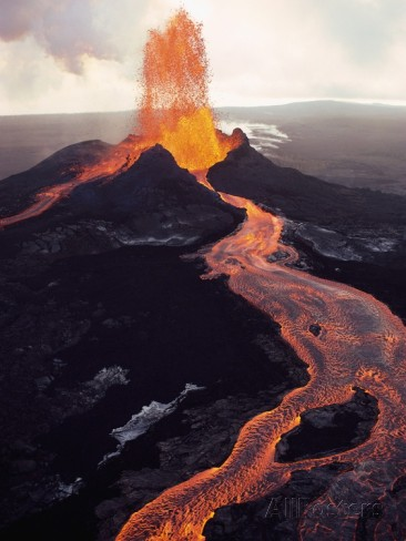 Vulcano Kilauea minaccia le case alle Hawaii