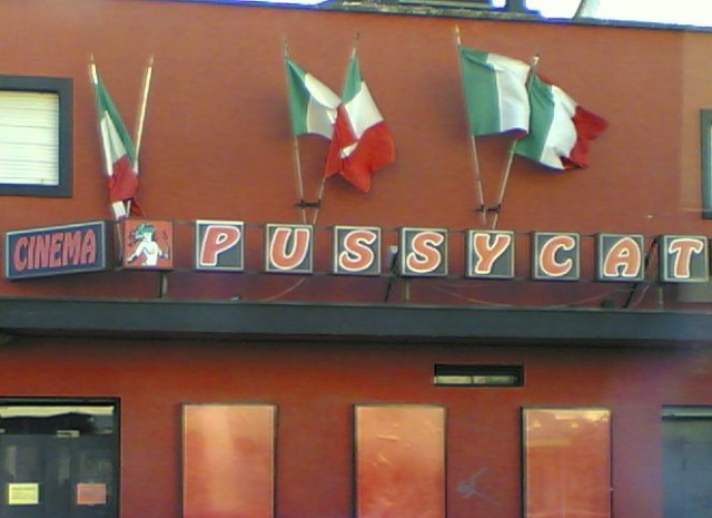 Pussycat – Chiude a Milano l'ultimo cinema hard