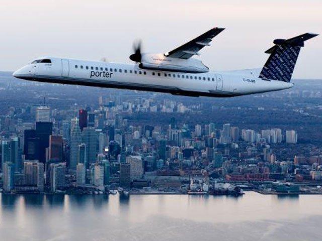 Canada – Atterraggi di emergenza per due aerei della Porter Airlines