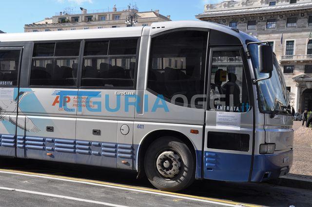 Ponte Morandi, cambiano gli orari del servizio Bus per gli studenti