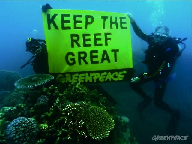 Ambiente – Allarme per le barriere coralline che si sbiancano