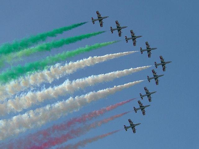 Frecce Tricolori – Nuovo solista Filippo Barbero è di Albenga