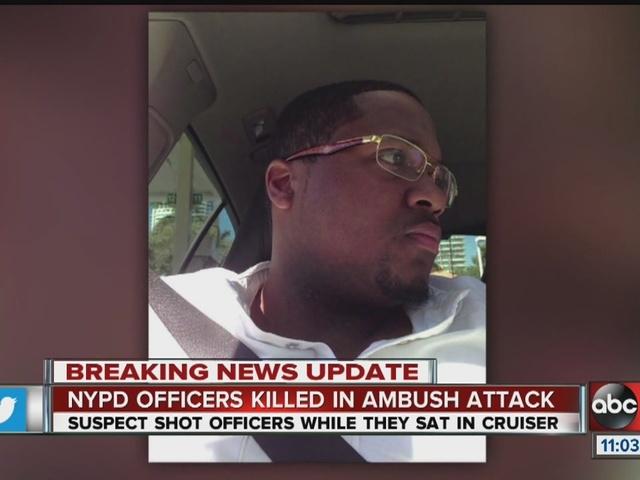 """New York – Uccisi due poliziotti per """"vendetta"""" razziale"""