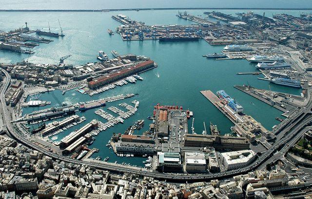 Porto di Genova – A gennaio aumentano container e passeggeri