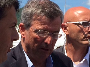 Strada di Crevari - Burlando: nuovo lotto di lavori cofinanziato