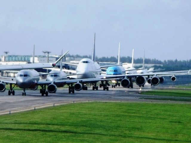New York – Aereo Alitalia evacuato al JFK