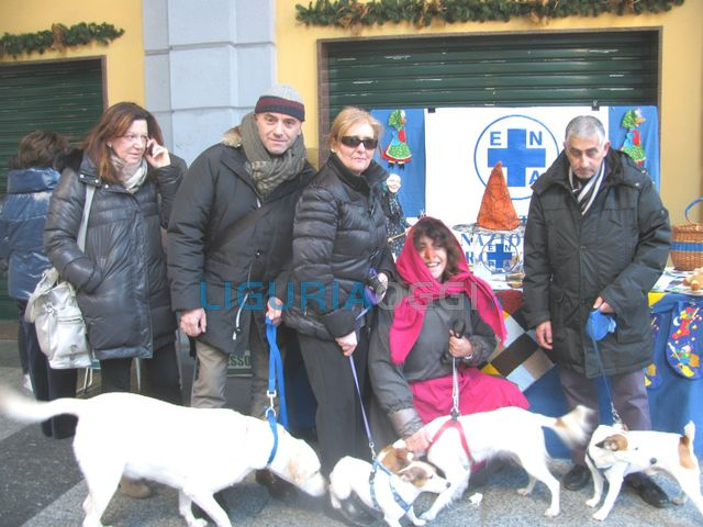 Savona – Arriva la Befana degli animali dell'Enpa