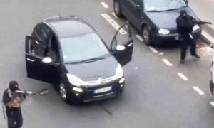 Attentato al Charlie Hebdo di Parigi