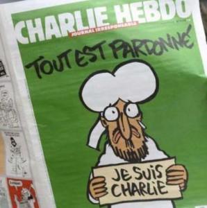 Charlie Hebdo si arrende, basta vignette su Maometto