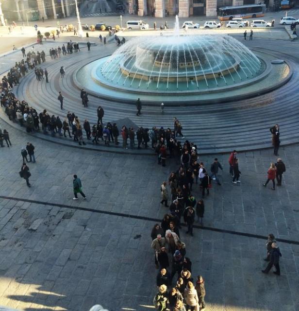Frida Kahlo a Genova – Code per visitare la mostra