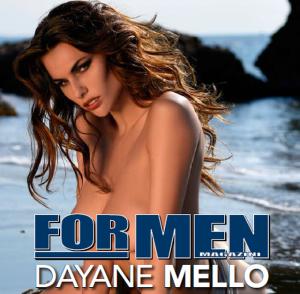 Dayane Mello, top model brasiliana