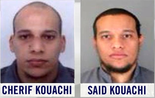Charlie Hebdo – Fratelli Kaouchi ignoravano di avere ostaggio: chiuso in scatolone