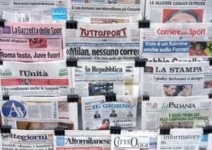 Libertà di Stampa - Italia scivola al 73esimo posto