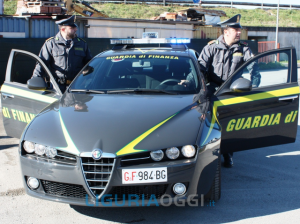 Guardia di Finanza sequestra documenti Caritas