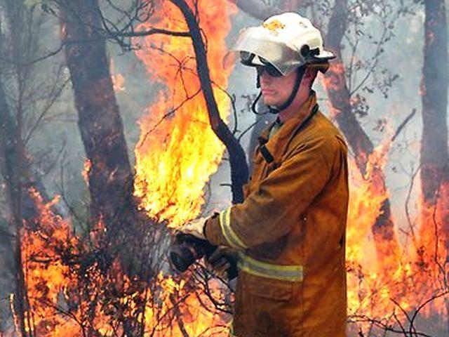 Incendi in Liguria – Bruciano i boschi di Badalucco
