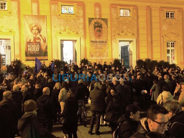 Charlie Hebdo – Anche Genova dice NO al terrorismo