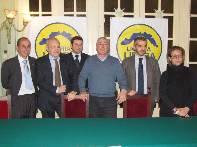 Elezioni regionali – Presentata Liguria Libera