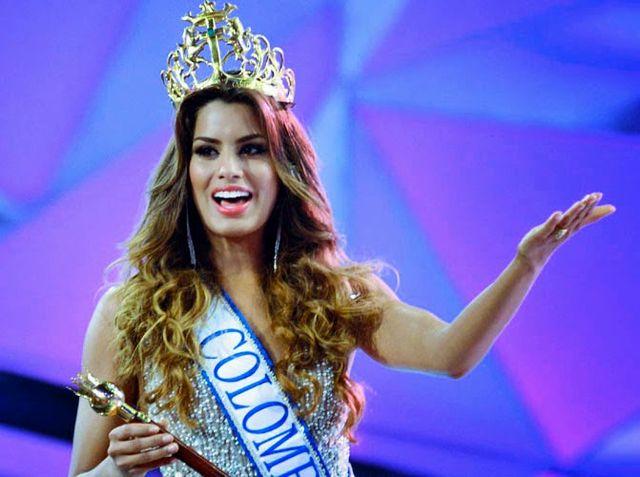 Miss Universo è la colombiana Paulina Vega