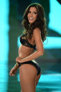 Paulina Vega, miss Colombia