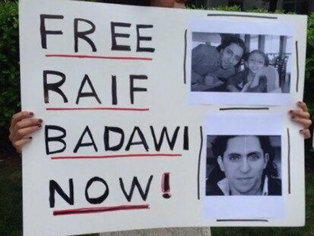 Arabia Saudita – Oggi altre 50 frustate al blogger che offese Islam