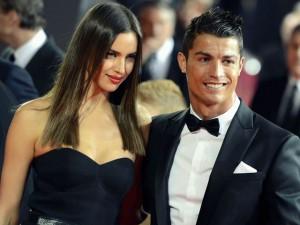 Ronaldo e Irina divisi dalla mamma di lui