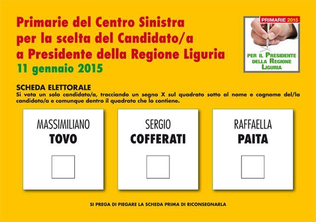 Primarie PD – Voto sospeso a La Spezia per un flash nel seggio