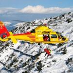 Sciatori salvati sulle Pale di San Martino