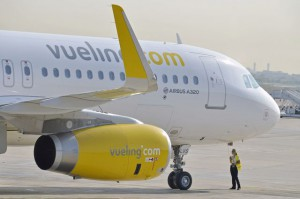 Atterraggio di emergenza per volo Vueling