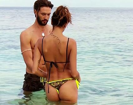Gossip Isola dei Famosi 2015 – Cristina Buccino e Alex Belli: è flirt?