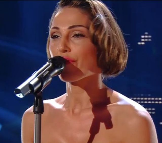 Sanremo 2015 – Anna Tatangelo è troppo magra. Fan preoccupati