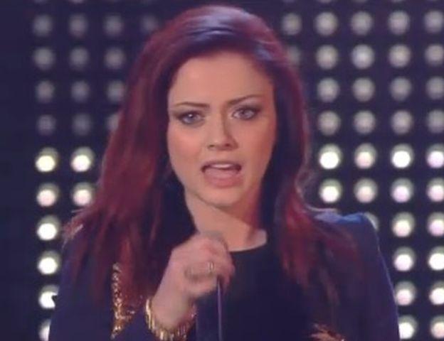 Sanremo 2015 annalisa canta una finestra tra le stelle - Annalisa una finestra tra le stelle ...