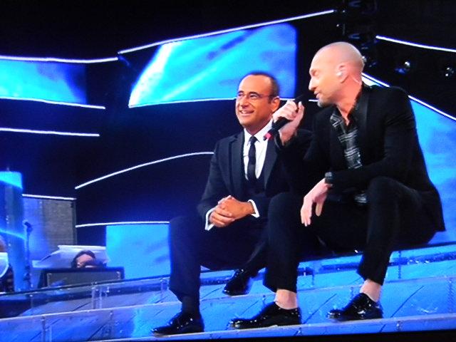 Festival di Sanremo 2015 – Biagio Antonacci canta Pino Daniele (ma è meno applaudito di Tiziano Ferro)
