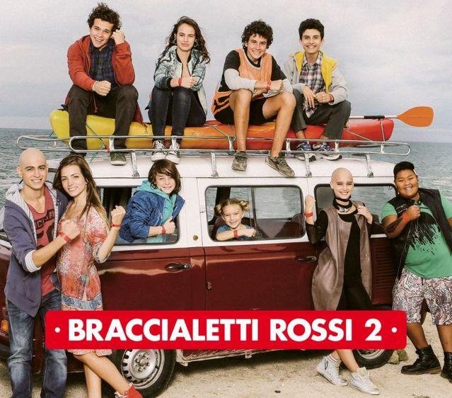 Braccialetti rossi 2 – La colonna sonora è già successo di vendite