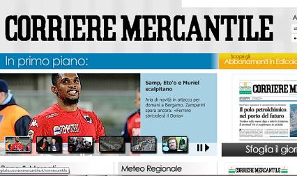 Genova – Corriere Mercantile in edicola da solo a 1 Euro: addio tandem con La Stampa