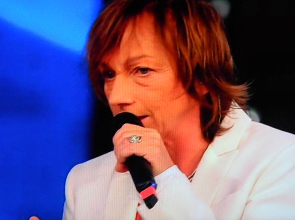Sanremo 2015 – Gianna Nannini: figuraccia al Festival tra stecche e fischi