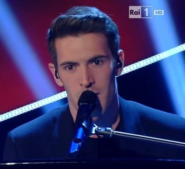 Sanremo 2015 – Giovanni Caccamo in finale con Ritornerò da te
