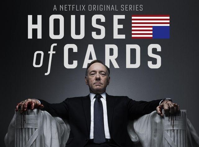 House of Cards – On line per sbaglio tutta la terza stagione
