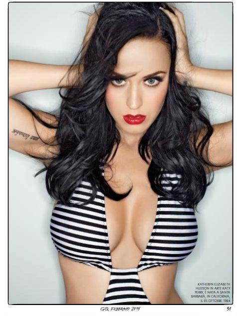 Gossip – Katy Perry: sono un prodotto totalmente naturale