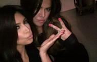Kardashian - Kim e Khloe coinvolte in un incidente stradale in Montana
