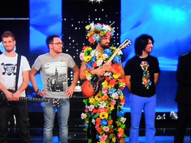 """Sanremo 2015 – Kutso in finale con """"Elisa"""""""