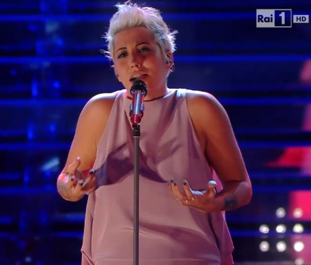 Sanremo 2015 – Malika Ayane incinta?