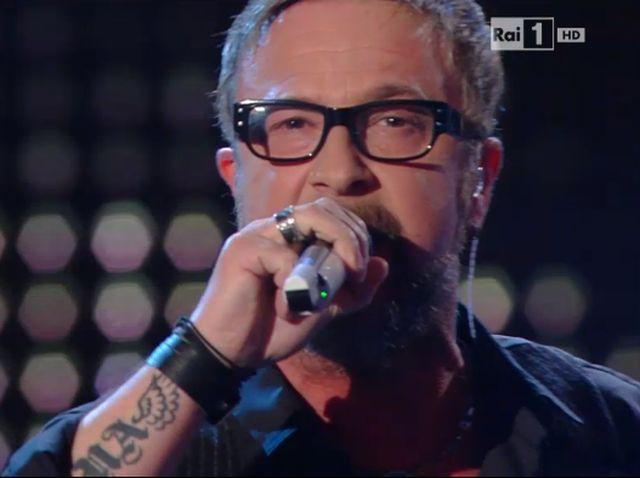 """Sanremo 2015 – Marco Masini canta """"che giorno è"""""""