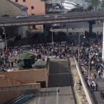 Liguria - Genova, mercato abusivo via Turati: vigili accerchiati e minacciati