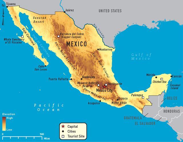 Messico – Trovato 61 cadaveri in un crematorio abbandonato
