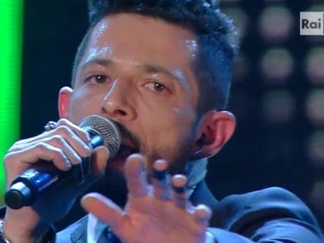 Sanremo 2015 – Nesli canta Buona Fortuna amore