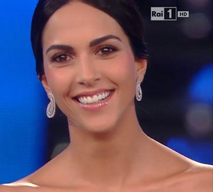 Sanremo 2015 – Rocio Munoz Morales e i detti spagnoli