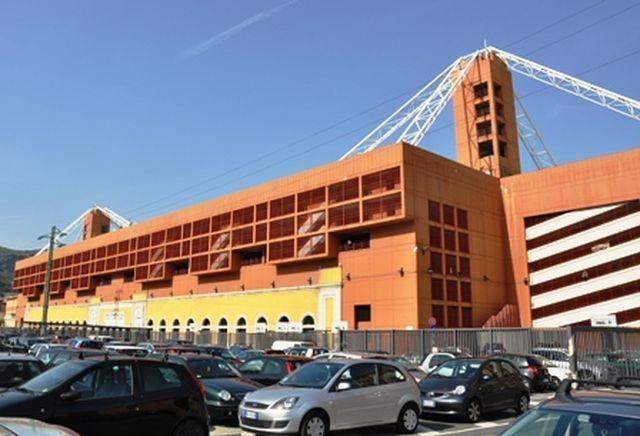 Genoa – Sassuolo, scattano misure anti terrorismo