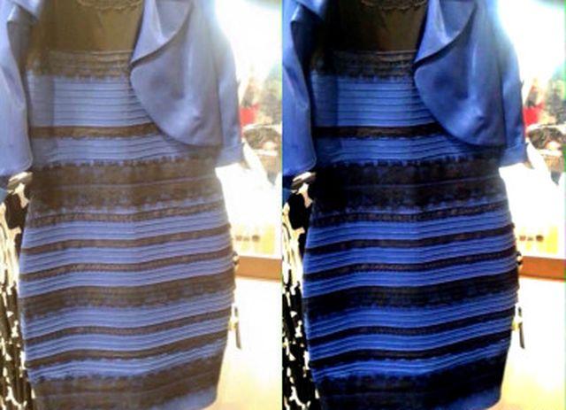 #TheDress – Di che colore è l'abito? Dibattito scientifico o colossale truffa?