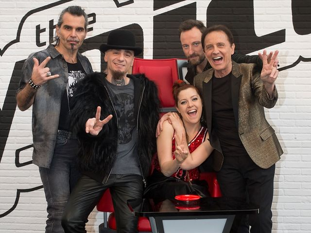 The Voice of Italy torna su Rai 2