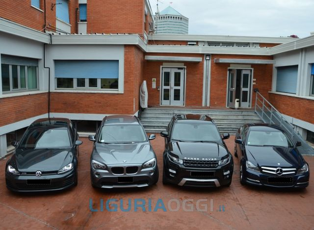Genova – Auto di lusso rubate e pronte per andare in Tunisia e Marocco